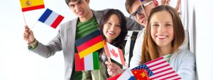 Language Support for International Students