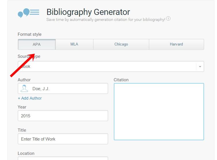 apa source citation generator