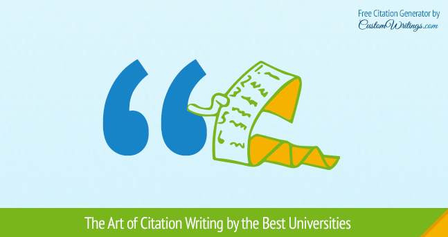 citation writing