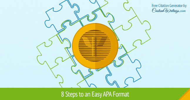 easy APA format