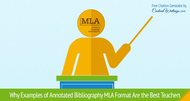 examples of annotated bibliography mla format