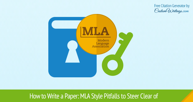 How to Write MLA Style Paper