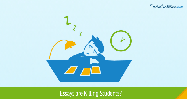 Essays are Killing Students