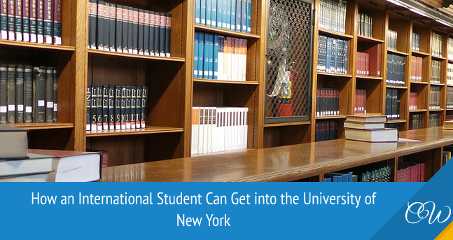 University of New York for International Students