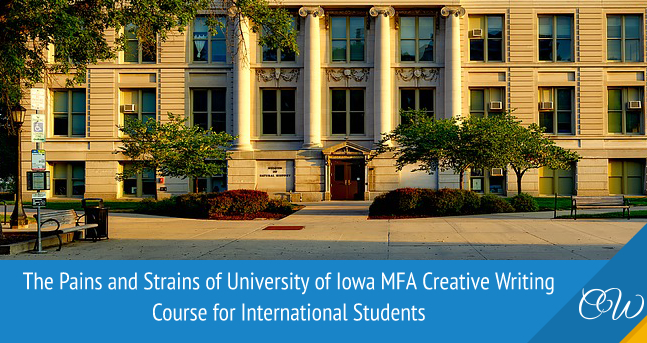 University of Iowa MFA Creative Writing Course