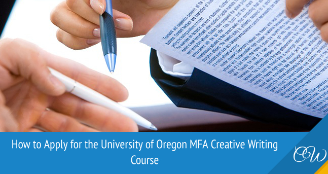 University of Oregon MFA Creative Writing Course