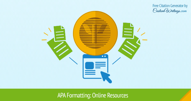 APA Formatting Resources