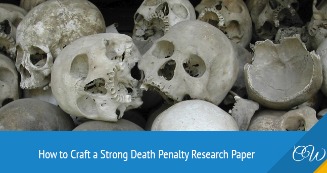 Death Penalty Research Paper Writing