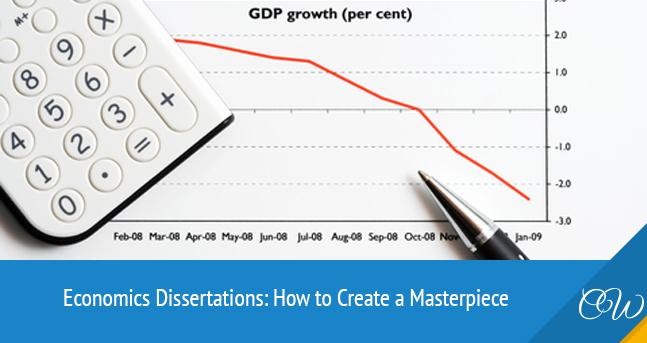 Writing Economics Dissertation