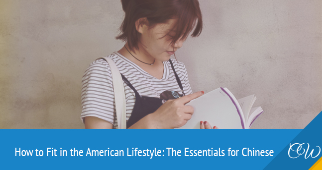 American Lifestyle for Chinese Students