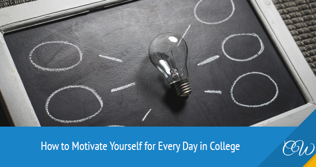 How to Motivate Yourself for College