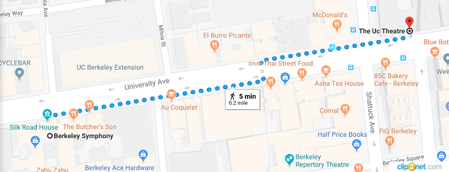 Berkeley in a Full View: The Advanced 24-Hour Route to See