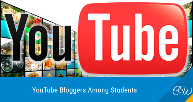YouTube Bloggers Among Students
