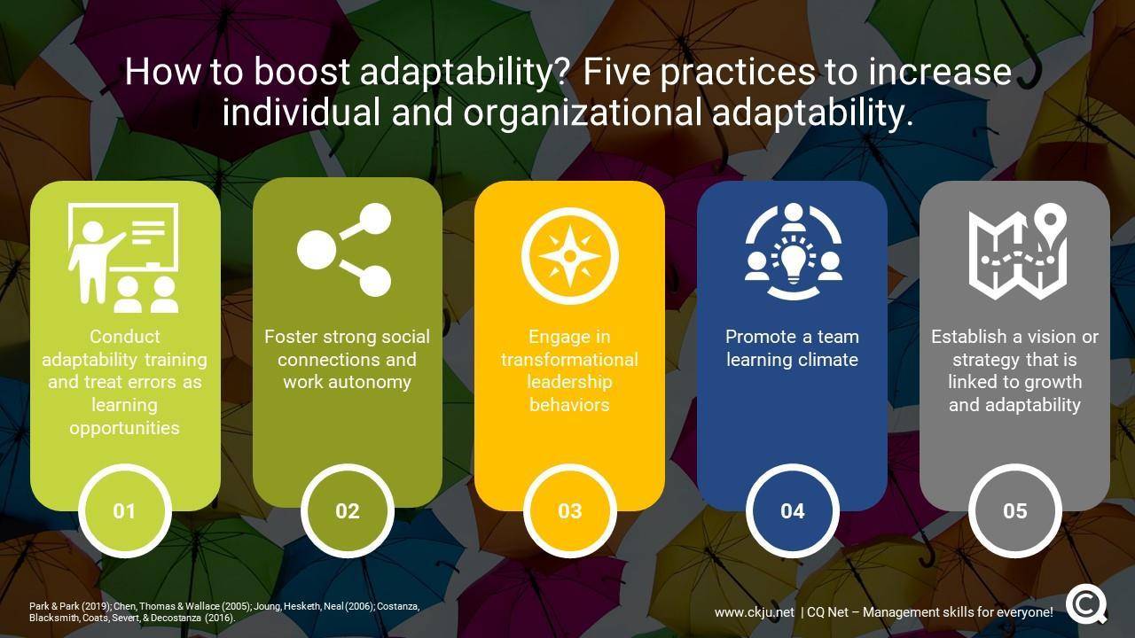 adaptibility